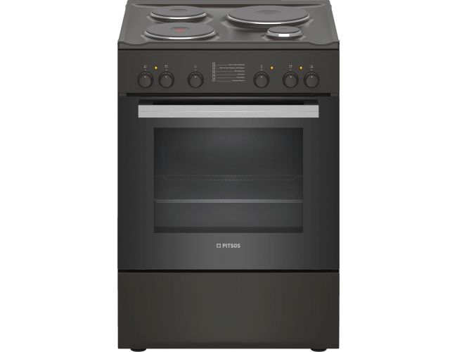 Pitsos PHA005090 Ηλεκτρική Εμαγιέ Κουζίνα