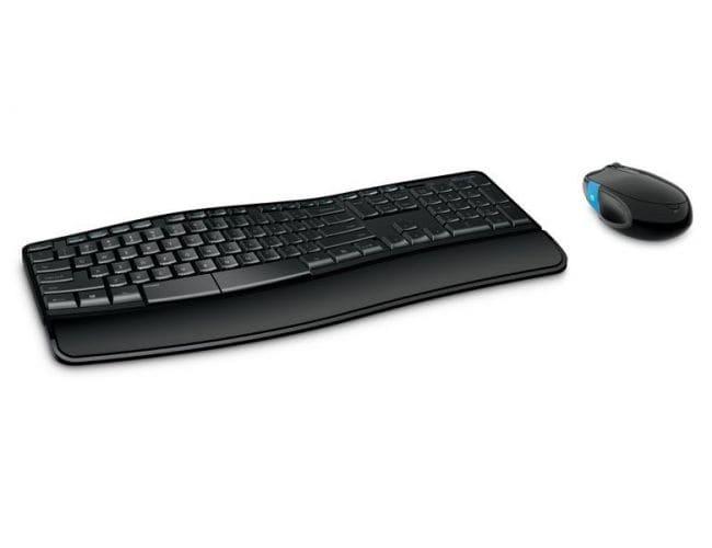 Microsoft Sculpt Comfort Desktop Set USB GR
