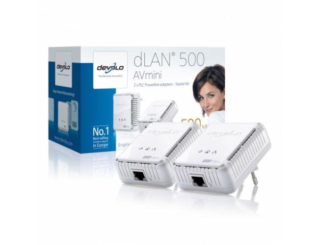 Devolo dLAN 500 AVmini Starter Kit