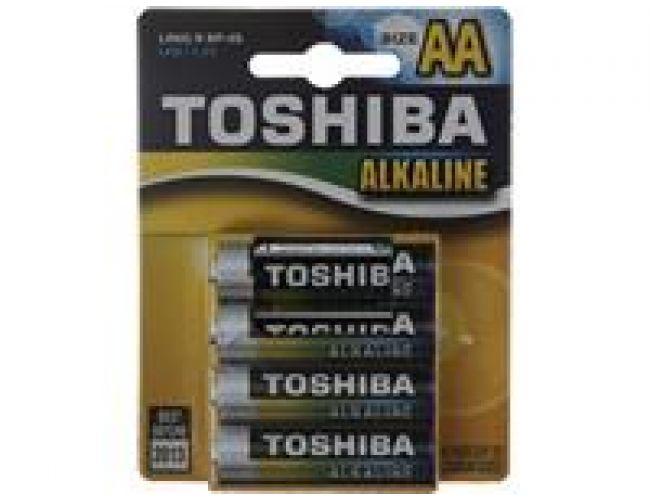 Toshiba LR03 BP6 - Μπαταρίες εικόνας & ήχου - Αlkaline