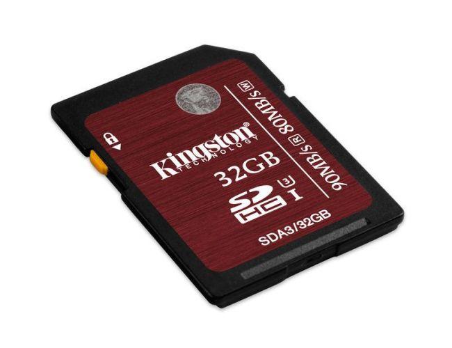 Kingston SDHC UHS-I U3 SDA3/32GB