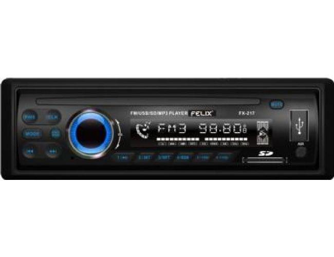 Felix FX-217 Ράδιο-USB/SD Αυτοκινήτου