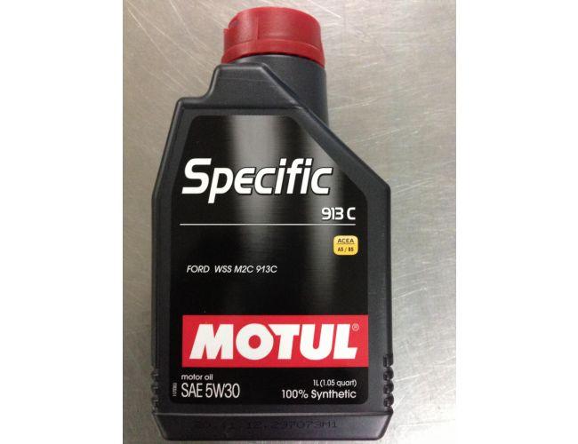 MOTUL SPECIFIC FORD 913C 5W30 1L