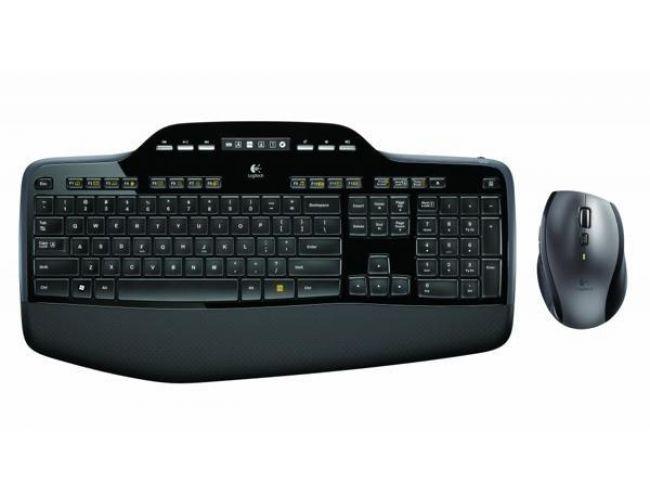 Logitech MK710 Wireless Desktop Set