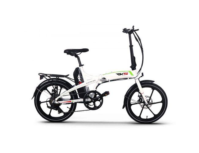 ESF MX7 Ηλεκτρικό Ποδήλατο Λευκό
