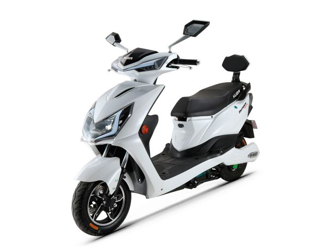 ESF GT3 Ηλεκτρικό Scooter Λευκό