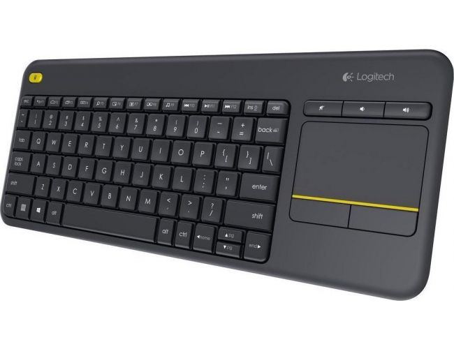 Logitech Κ400 Plus Keyboard