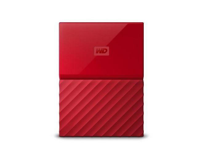 """Western Digital 2,5"""" My Passport Ultra USB3 2TB -R WDBYFT0020BRD-WESN"""