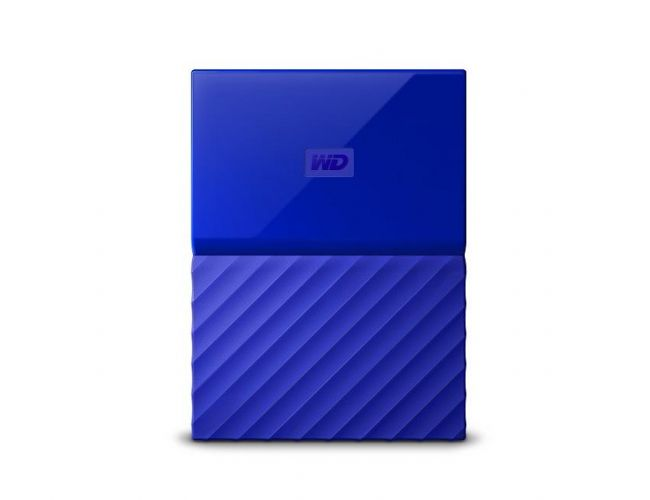 "Western Digital 2,5"" My Passport Ultra USB3 4TB -Bl WDBYFT0040BBL-WESN"