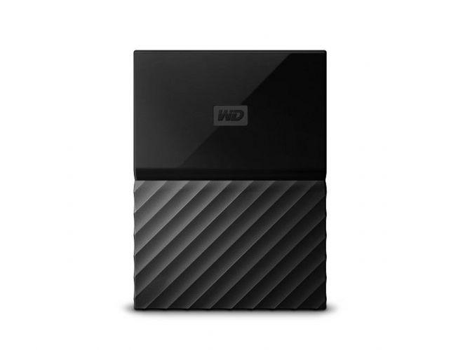 "Western Digital 2,5"" My Passport Ultra USB3 4TB -Bk WDBYFT0040BBK-WESN"