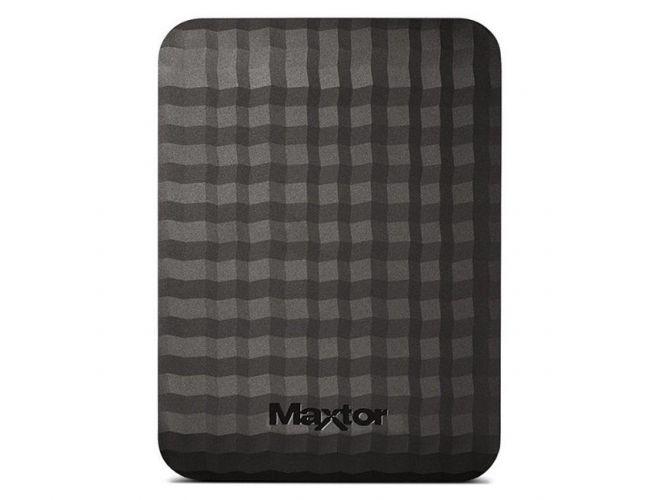 Maxtor 2,5'' M3 Portable 500GB USB 3.0 Black STSHX-M500TCBM