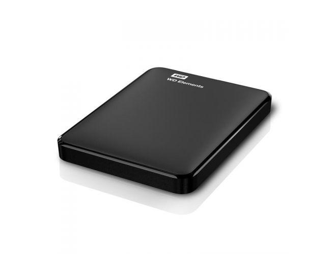 Western Digital 2.5'' Elements 500GB USB 3.0 WDBUZG5000ABK-WESN