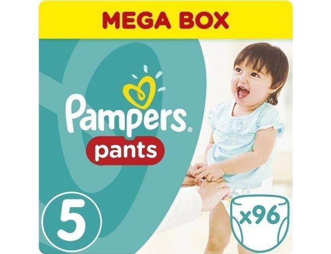 Pampers Πάνες Pants (96τεμ) No5 (12-18kg)