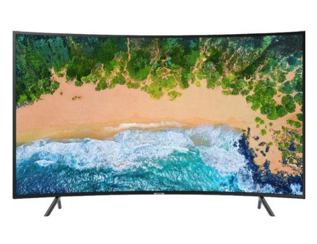 Samsung UE55NU7302 Smart Curved Tηλεόραση LED