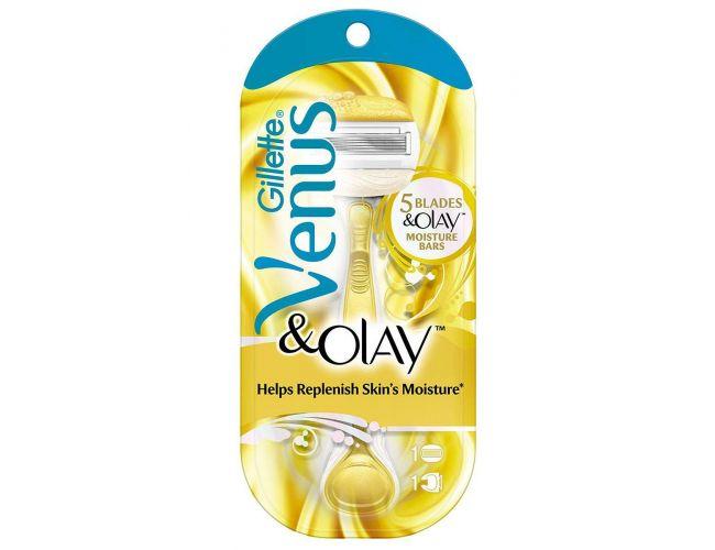 Gillette ξυριστική μηχανή Venus & Olay + 1 ανταλλακτικό