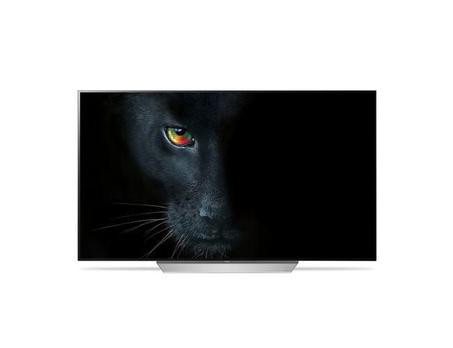 LG 65C7V Smart Τηλεόραση OLED με Δορυφορικό Δέκτη