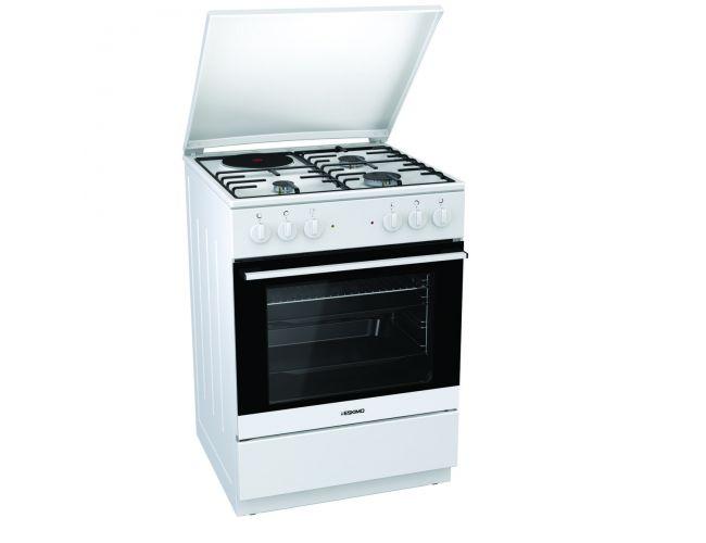 Eskimo ΕS 5070 GW Κουζίνα Αερίου