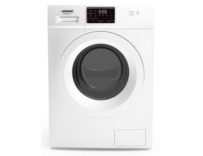Eskimo ES 8080 SLIM LUX Πλυντήριο Ρούχων