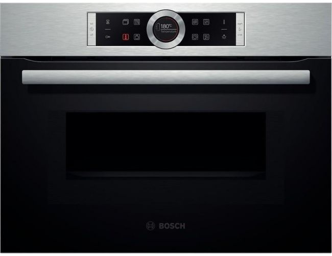 Bosch CMG633BS1 Εντοιχιζόμενος Φούρνος Μικροκυμάτων