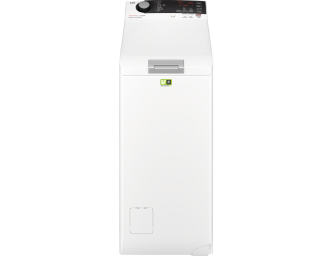 AEG LTX7E272G Πλυντήριο Ρούχων Άνω Φόρτωσης