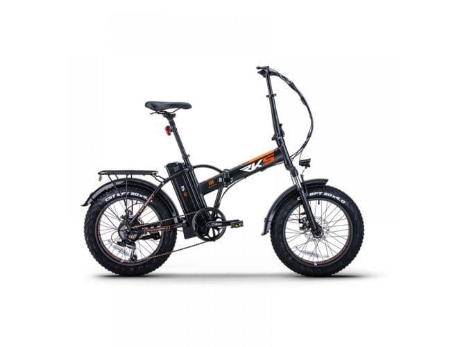 ESF RSIII Ηλεκτρικό Ποδήλατο Μαύρο