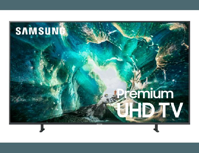 Samsung UE65RU8002UXXH Ultra HD Smart Τηλεόραση LED