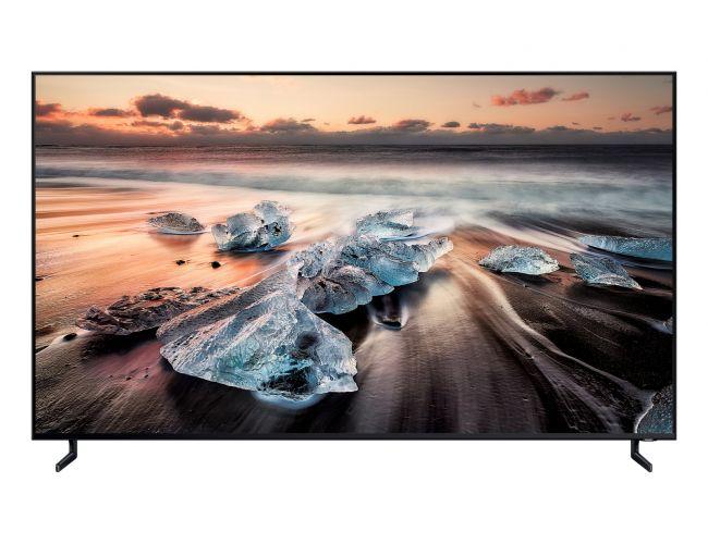 Samsung QE65Q900RATXXH Ultra HD 8K Smart QLED Τηλεόραση