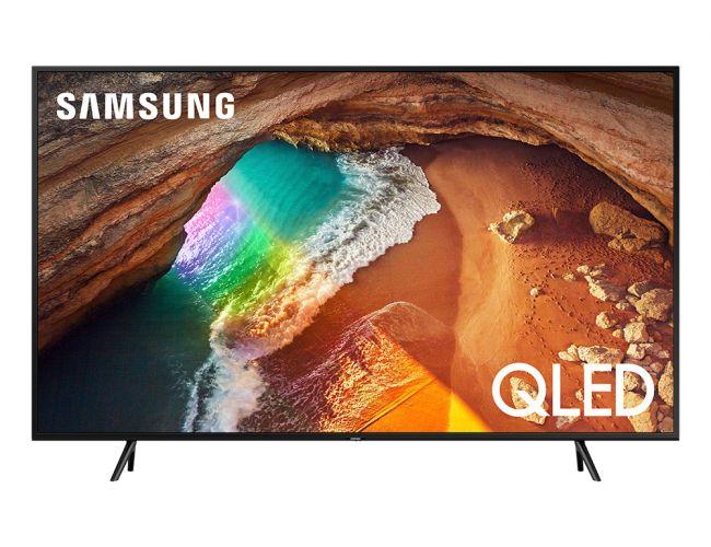 Samsung QE75Q60RATXXH Smart Τηλεόραση QLED