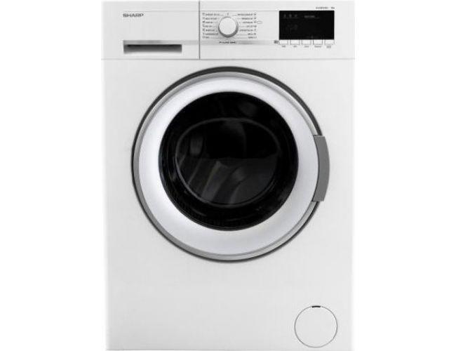 Sharp ES-GFB8104W3 Πλυντήριο Ρούχων