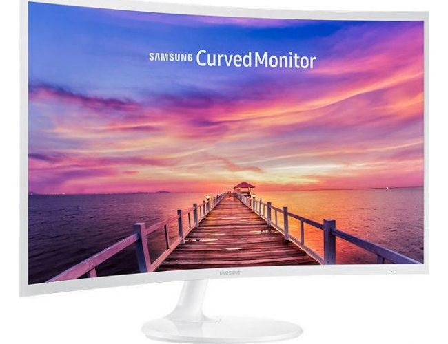 Samsung LC32F391FWU Λευκό Monitor