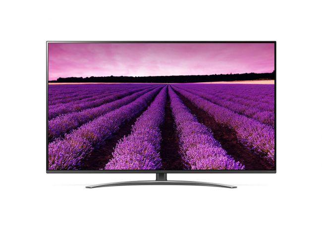LG 65SM8200PLA Smart Τηλεόραση LED με Δορυφορικό Δέκτη