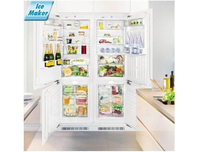 Liebherr SBS 66I3 Ψυγείο Ντουλάπα