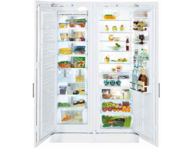 Liebherr SBS 70I4 Εντοιχιζόμενο Ψυγείο Ντουλάπα