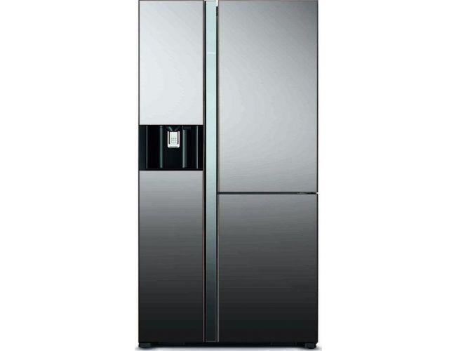 Hitachi R-M700AGPRU4X (MIR) Ψυγείο Ντουλάπα Καθρέπτης