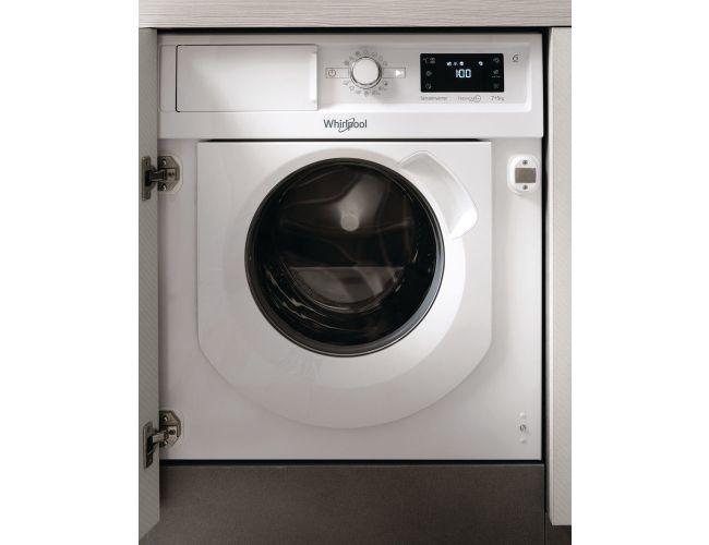 Whirlpool BI WDWG 75148 EU Εντοιχιζόμενο Πλυντήριο Στεγνωτήριο