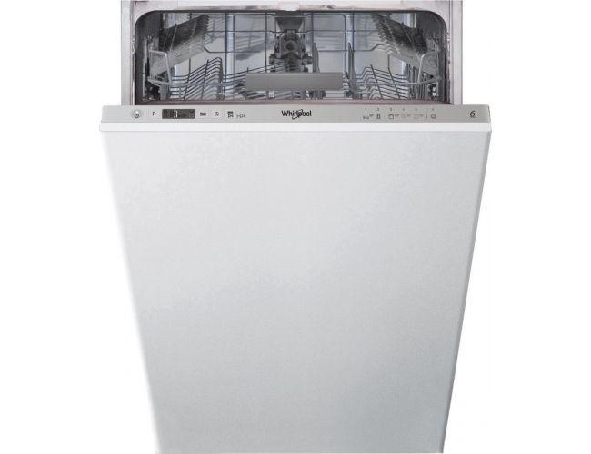 Whirlpool WSΙC 3Μ17  Εντοιχιζόμενο Πλυντήριο Πιάτων