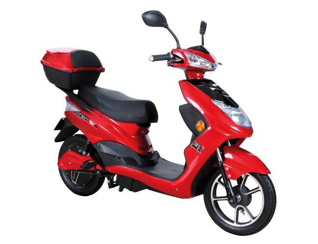 ESF AIR FORCE 4000 (ZF3-L) Ηλεκτρικό Scooter Κόκκινο