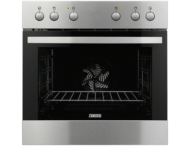 Zanussi ZOU 30602 XK Φούρνος Κάτω Πάγκου