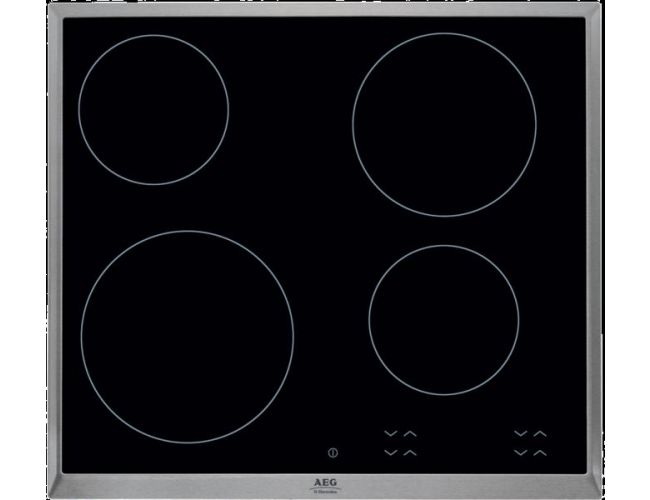 AEG HK624000XB Αυτόνομη Κεραμική Εστία