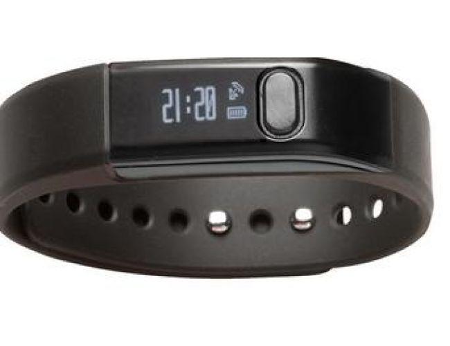 Denver BFA10C Fitnessband Μαύρο Smartwatch