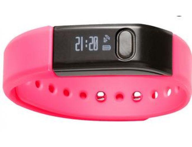 Denver BFA10C Fitnessband Ροζ Smartwatch