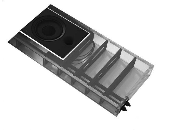 B&W Back Box CCM - 8.5 (τεμάχιο)