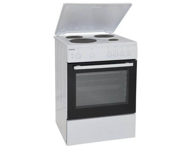 Eskimo ES 4020 W Ηλεκτρική Εμαγιέ Κουζίνα