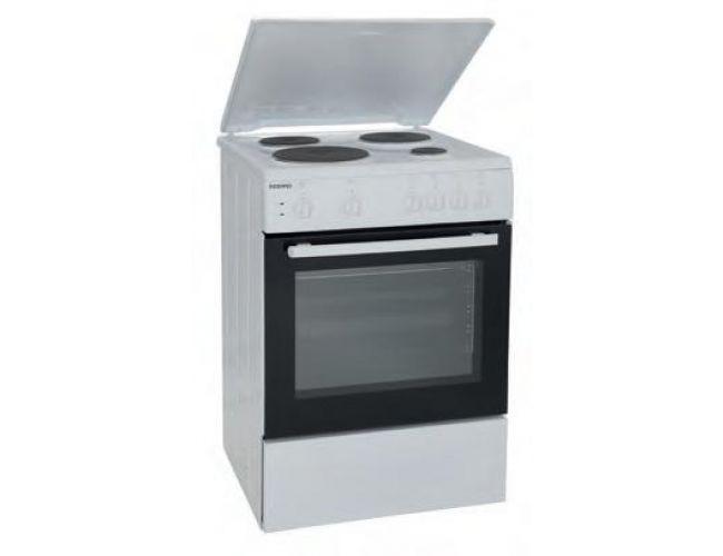 Eskimo ES 4010 W Ηλεκτρική Εμαγιέ Κουζίνα