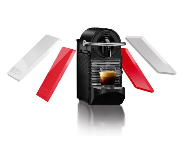 Delonghi Nespresso Pixie Clips EN126 Καφετιέρα Espresso