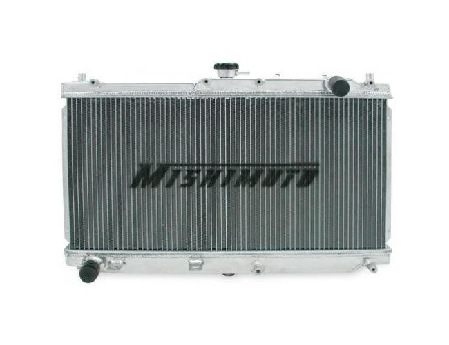 MISHIMOTO ALUMINIUM RADIATOR FOR MAZDA MX-5 '99-'05