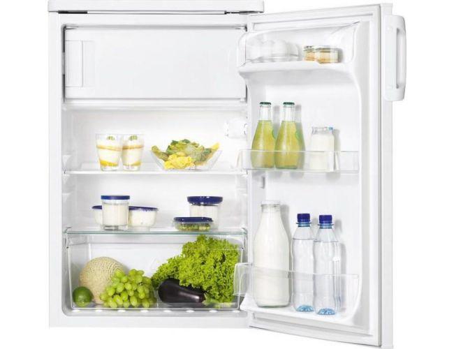 Zanussi ZRG15805WA Μονόπορτο Ψυγείο