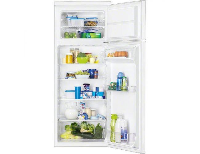 Zanussi ZRT23100WA Δίπορτο Ψυγείο