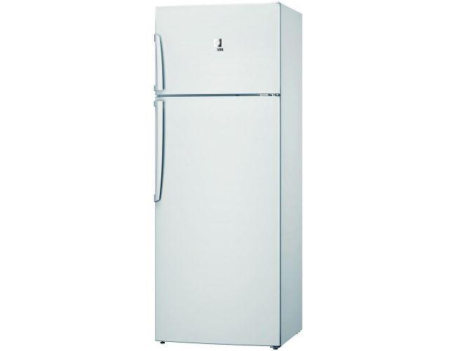 Pitsos PKNT56AW20 Δίπορτο Ψυγείο