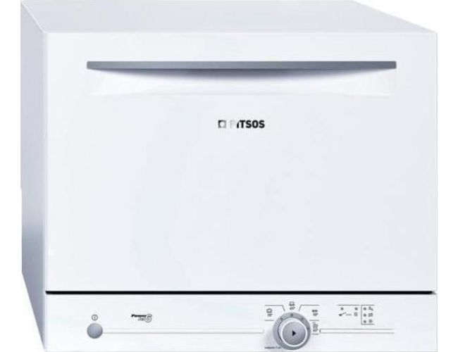 Pitsos Power Jet 6 Επιτραπέζιο Πλυντήριο Πιάτων